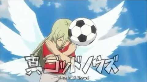 Inazuma Eleven - Shin God Knows (Autênticas Asas Celestiais)