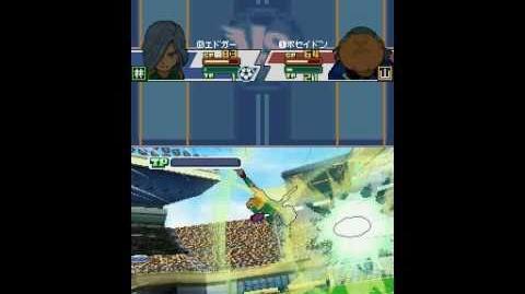 Inazuma eleven 3 spark Paladin strike kai