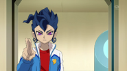 Fake Tsurugi entering Galaxy 23 HQ