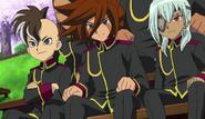 Fudou, Genda and Sakuma IE 127
