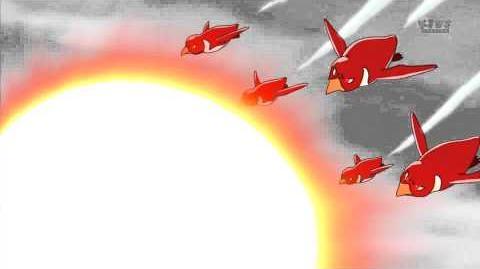 1080 Inazuma Eleven Emperor Penguin n°1 Kotei Penguin Ichigo