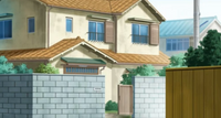 Endou's house