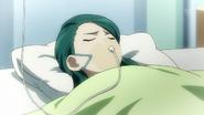 Mizukawa in a coma state EP 24