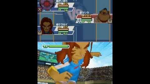 Inazuma eleven 3 spark Welcome back