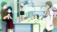 Mizukawa in the hospital EP 24