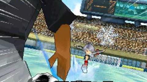 Inazuma Eleven 3 Sekai No Chosen The Ogre - Ice Ground