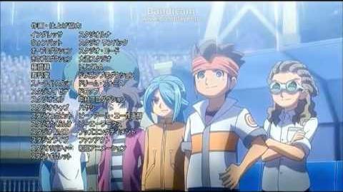 Inazuma Eleven GO Movie Kyuukyoku no Kizuna Gryphon ~ Ending