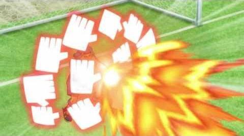 Inazuma Eleven (イナズマイレブン) - Grand Fire グランドファイア-0