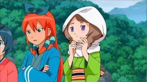 Inazuma Eleven Go 2 Chrono Stone - Youki Kamaitachi HD