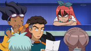Hamano teasing midori GO 25