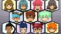 The chosen members CS 31 HQ