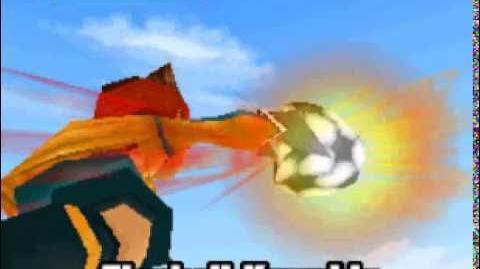 Nekketsu Punch in IE 3 The Ogre