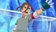 Shirosaki as captain