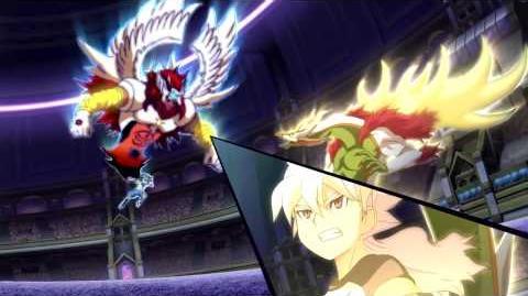 Inazuma Eleven GO Le film Majin Pegasus Arc