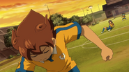 Tenma successfully passed Shindou GO 8