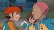 Endou and Someoka