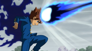 Tenma and death sword