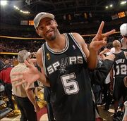 Robert Horry 1-1-