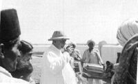 Kumar Shri Duleepsinhji-visit