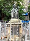 Dadabai Navroji statue Bombay