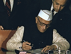 Morarji Desai 1978