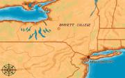 Barnett location