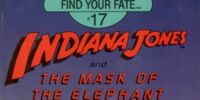 Indiana Jones and the Mask of the Elephant