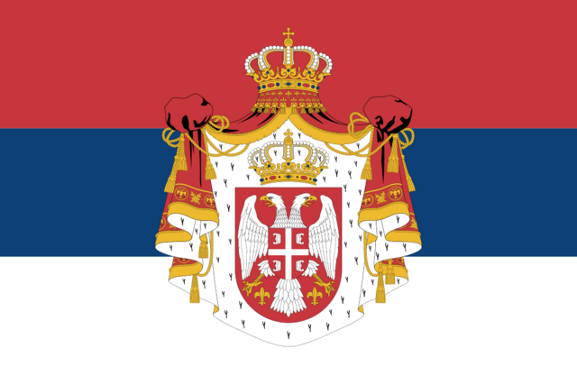 File:State Flag of Serbia (1882-1918) svg.png