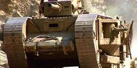 Mark VII Tank