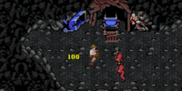 Indiana Jones and the Temple of Doom (arcade)