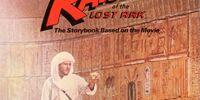 Raiders of the Lost Ark (Storybook)