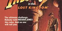 Indiana Jones in the Lost Kingdom