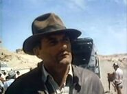 Raiders- Terry Leonard as Indy