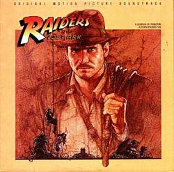 Raiders soundtrack LP