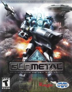 Gun-metal
