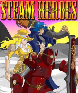 Steam-heroes