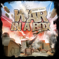 War-in-a-box-paper-tanks