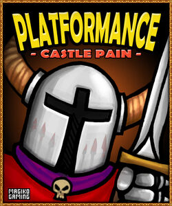 Platformance-castle-pain