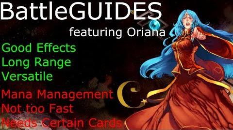 BattleGUIDES Episode 14 - Oriana-0