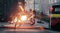 InFAMOUS Second Son-Delsin smoke uppercut