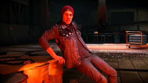 InFamous Second Son - The Visitors PS4 Gameplay HD
