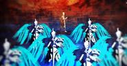 Eugene summons army
