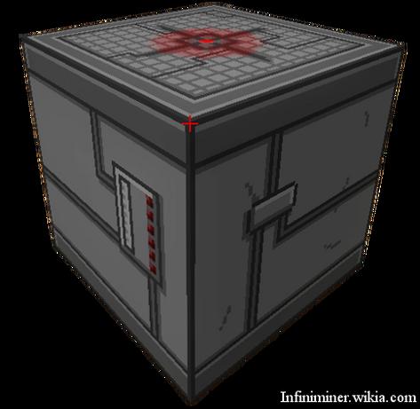 Infiniminer Block Beacon