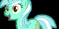 Lyra Heartstrings (My Little Pony)