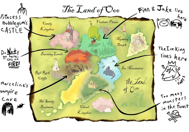 File:Adventure-time-land-of-ooo-map.png