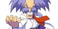 Dr. Albert W. Wily (Megaverse)