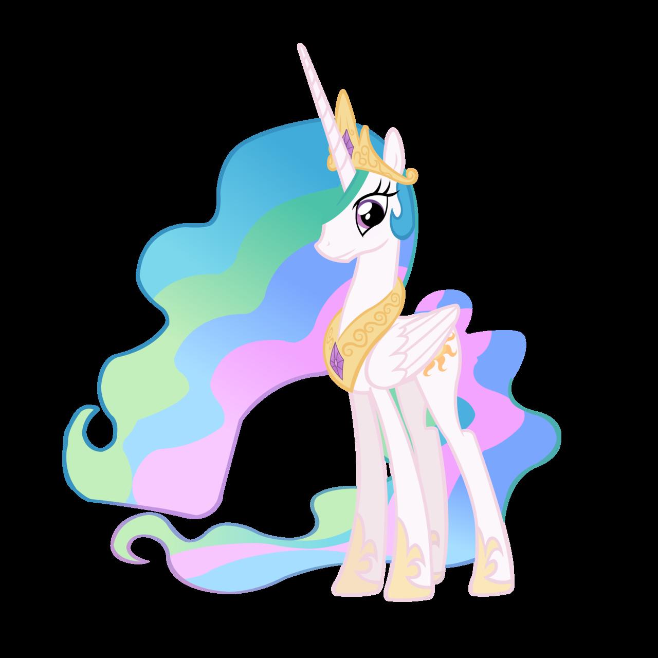 Princess Celestia My Little Pony Infinite Loops Wiki