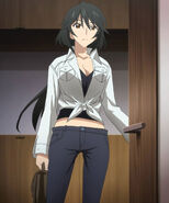 Chifuyu in OVA