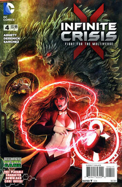 Infinite Crisis The Fight for the Multiverse Vol 1 Issue 4