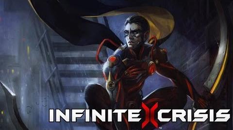 Champion Unmasked Nightmare Robin